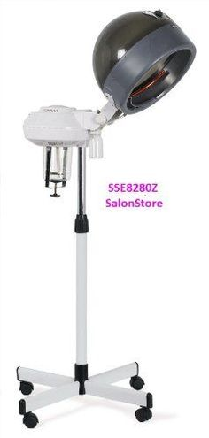 Hair Steamer Caster Base 650 Watts with Ozone [Health and Beauty] *** Check out the image by visiting the link.
