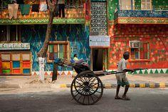 Rickshaw, Kolkata