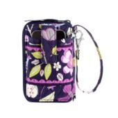 Vera Bradley Carry-It-All Wristlet - Because I hate carrying purses.