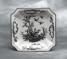 black and white transferware patterns   Black and White Pattern - Luxury Reproduction Transferware Porcelain ...