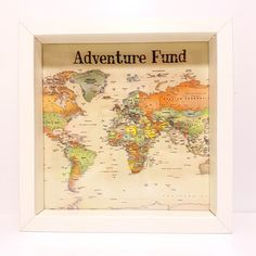 ☀️✈️ going on holiday? Why not save with one of our money box frames? ☀️✈️  Www.laser-frame.com