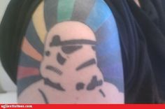Rainbow Storm Trooper.