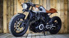 Yamaha XV750 by Sparta Garage