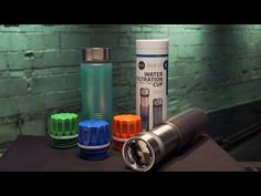 While flipping through a travel magazine, we discovered GRAYL Water Filtration Cup. There isn't another product like this for those of us on the go.