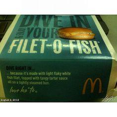 おやつ #snack time #mcdonalds #filetofish #burger #food #philippines #フィリピン #マクドナルド