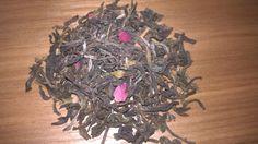 It's Tea Time: Thé vert à la Rose - Saveurs et Harmonie / Comptoir Francais des Thés