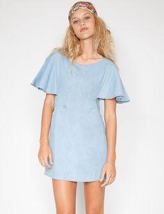 Blue crush denim dress - What's new - Shop the latest Fashion Trends