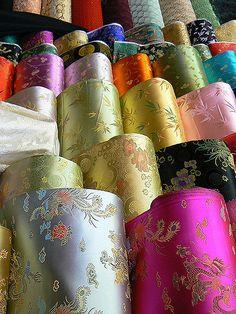 Chinese Silk Fabric   by hto2008 Chinese Silk Fabric   by hto2008