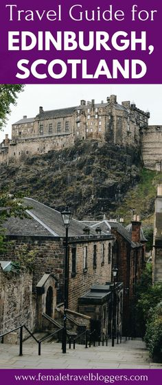 Edinburgh, Scotland'