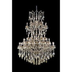 Maria Theresa 61 Light Crystal Chandelier - http://chandelierspot.com/maria-theresa-61-light-crystal-chandelier-604568834/