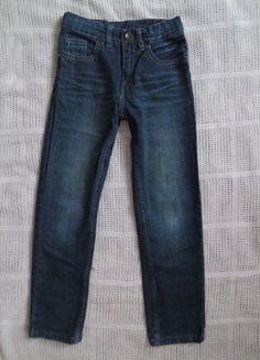 Kaufe meinen Artikel bei #Mamikreisel http://www.mamikreisel.de/kleidung-fur-jungs/jeans/34122036-5-pocket-jeans-fur-jungs-dunkelblau-gr-128
