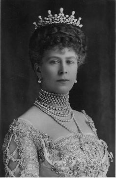 Mary of Teck (1867-1953), consort of King George V