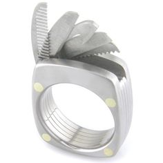Utility Ring. The hell with a swiss army knife lol