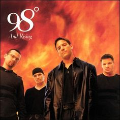 98 Degrees! Oh My Gosh, LOVED seeing them reunite on the Today Show this past Friday!