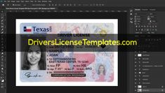 Texas Drivers License Template PSD New 2020 Texas Drivers License Template PSD New 2020 Texas Drivers License Template PSD New 2020 Texas Drivers License Template PSD New 2020 USA