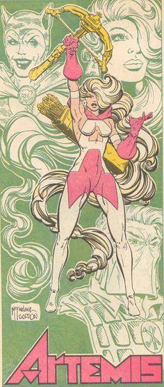 Artemis Crock (New Earth)/Gallery - DC Comics Database
