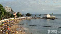 Salvador – Do Farol da Barra ao Forte de São Diogo