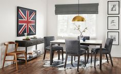 Berkeley Modern Console Table - Modern Console Tables - Modern Living Room Furniture - Room & Board