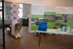 Zusammenarbeit mit dem NABU Schwerin für die Kraniche | Ausstellung zum Wasser in der Naturschutzstation Schwerin (c) Frank Koebsch