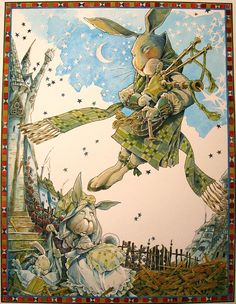 Star Piper by David Galchutt