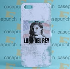Mz7-lana Del Rey Born To Die American Art For Iphone 6 6 Plus 5 5s Galaxy S5 S5 Mini S4 & Other Smartphone Hard Back Case Cover