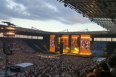 Event Hire UK played a small part at the legendary and iconic Rolling Stones concert that took place on Saturday evening at the Ricoh Arena, Coventry. #rollingstones #ricoh #stonesconcert http://ow.ly/vuuv30kjYmr