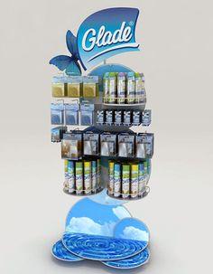 Дисплеи пластик+металл. Компания Твой Легион, разработка и производство торгового оборудования