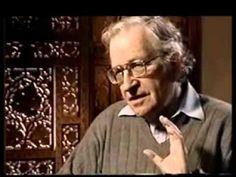 Noam Chomsky - Pirates & Emperors   MEET NOAM CHOMSKY!