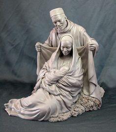 Mark Newman 1962 | American Figurative sculptor