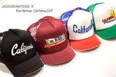 Jackson Matisse x Ron Herman California Hat from RH Japan