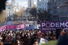 31E Marcha del cambio - Podemos (13) Autor: Vicente Nadal 31/01/2015