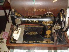 Singer 128K handcrank from 1928