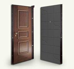Porte blindée clerc agencement