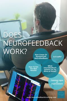 In this must-read article we'll go over the basics of neurofeedback training; how it works, which system can be done at home, why you don't need a brain mapping (QEEG) when training with NeurOptimal®, if it's safe for kids, what results to expect and much more. Brain Mapping, Brain Training Games, Brain Waves, Neurons, Computer Technology, Anger Management, Stress Relief, Anti Aging, Health And Wellness