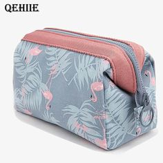 Makeup Bag, Travel Cosmetic Bags, Brush Pouch Toiletry Kit Fashion Women Jewelry Organizer with Zipper Electronics Accessories Hard Drive Carry Case Portable Cube Purse Cosmetic Storage, Travel Cosmetic Bags, Travel Toiletries, Cosmetic Case, Bag Storage, Cosmetic Brushes, Travel Bag, Pen Case, Girls Bags