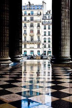 The Pantheon - Paris , France