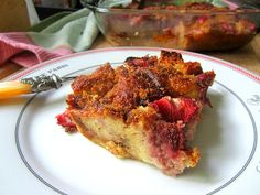 Stacey Snacks: Strawberry Buckle