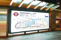名作ゲームの地図をメトロマップで表現