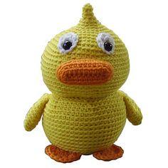 Duckling (design by FreshStitches)