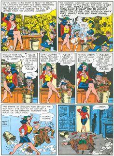 MAD Comics of WALLY WOOD !: SUPERDUPERMAN!
