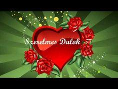 MAGYAR SZERELMES DALOK - VÁLOGATÁS 2 / 3 - YouTube Singing, Rock, My Love, Artwork, Youtube, Movie Posters, Music, Musica, Work Of Art