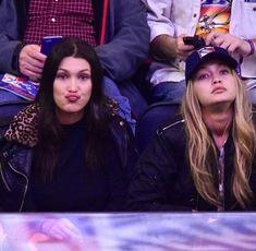 Gigi Hadid 2014, Gigi Hadid Looks, Bella Gigi Hadid, Conversation Images, Bff, Besties, Sisters Goals, Yolanda Foster, Fashion Bella
