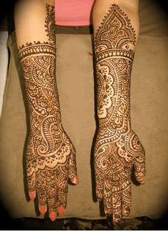 New Top 8 Mehndi Designs For College