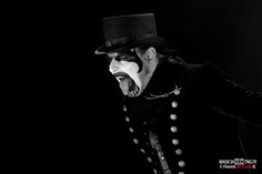 King Diamond Hellfest 2016