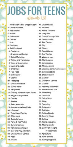 41 Small Business Ideas For Kids Business Business For Kids Jobs For Teens