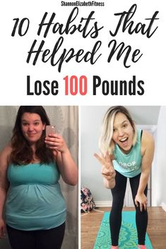 Looking to lose 100 pounds or more? These are the habits that I changed and adopted to lose the weight and keep it off f Weight Loss Meals, Weight Loss Challenge, 30 Day Challenge, Weight Loss Transformation, Easy Weight Loss, Healthy Weight Loss, Weight Loss Journey, Shannon Elizabeth, Before And After Weightloss