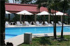 Nuestra alberca en Argovia finca resort, en Tapachula Chiapas, Mexico