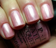To Dive for Pink- $15 fill line towards bottom of OPI lettering