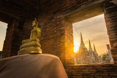 The Light of Buddha by Innovare Exs on 500px