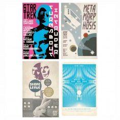 Star Trek: The Original Series Art Prints - Set 20